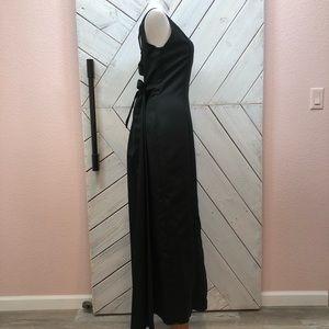 Mary's Bridal Dresses - Mary's Retro Black Full Length Detachable Train
